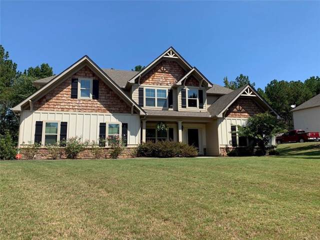 168 High Bluff Trail, Carrollton, GA 30116 (MLS #6613807) :: North Atlanta Home Team