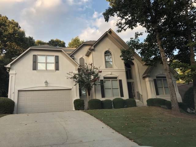 6005 Grand View Way, Suwanee, GA 30024 (MLS #6613819) :: Charlie Ballard Real Estate