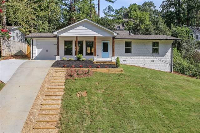 1508 Bubbling Creek Road NE, Brookhaven, GA 30319 (MLS #6613823) :: North Atlanta Home Team