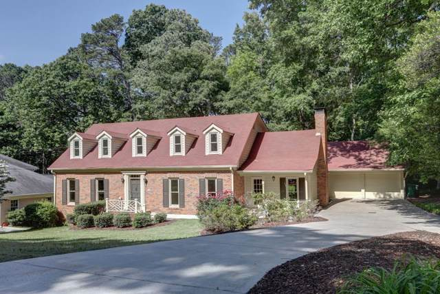 2724 Canna Ridge Circle NE, Atlanta, GA 30345 (MLS #6613863) :: RE/MAX Paramount Properties