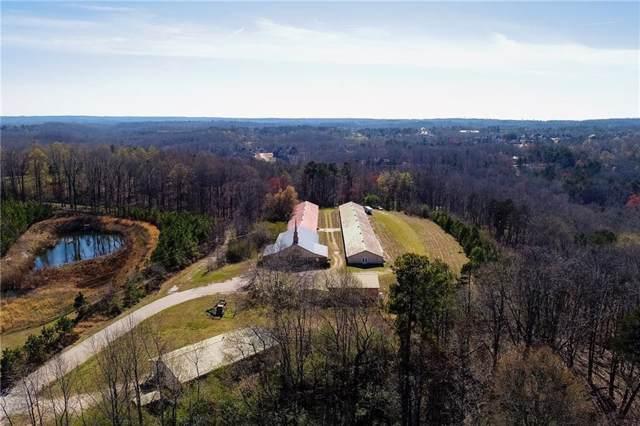4240 Winder Highway, Flowery Branch, GA 30542 (MLS #6613882) :: North Atlanta Home Team