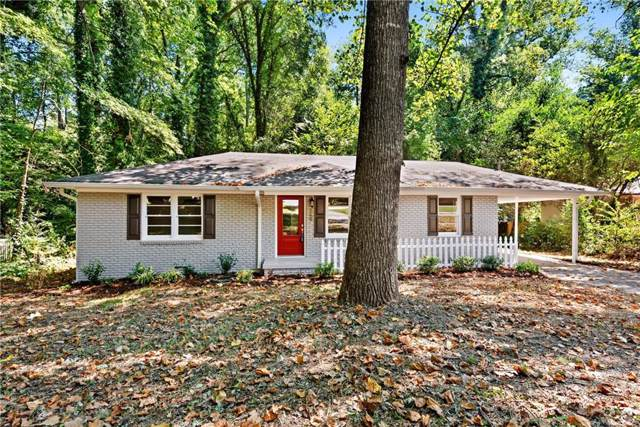 269 Terrydale Drive SE, Marietta, GA 30067 (MLS #6613910) :: The Heyl Group at Keller Williams