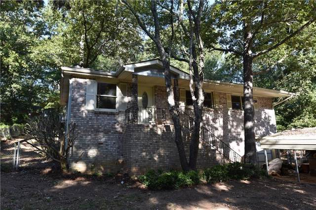 4202 Chickasaw Trail, Douglasville, GA 30135 (MLS #6614071) :: Rock River Realty