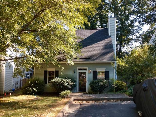 1151 Haven Brook Place NE, Brookhaven, GA 30319 (MLS #6614076) :: The Heyl Group at Keller Williams