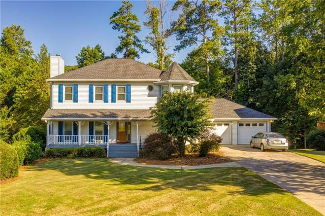710 Laurel Chase SW, Marietta, GA 30064 (MLS #6614124) :: The Heyl Group at Keller Williams