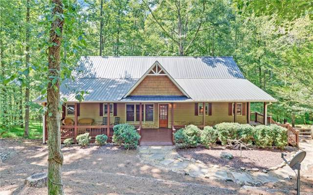 881 Newport Drive, Ellijay, GA 30540 (MLS #6614126) :: North Atlanta Home Team