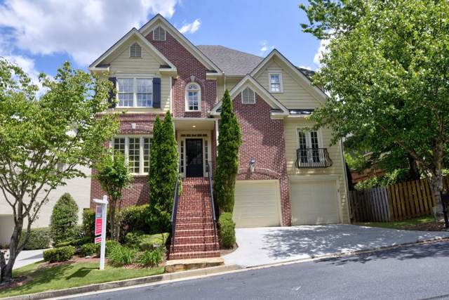 2553 Haberfield Court NE, Atlanta, GA 30319 (MLS #6614129) :: The Heyl Group at Keller Williams