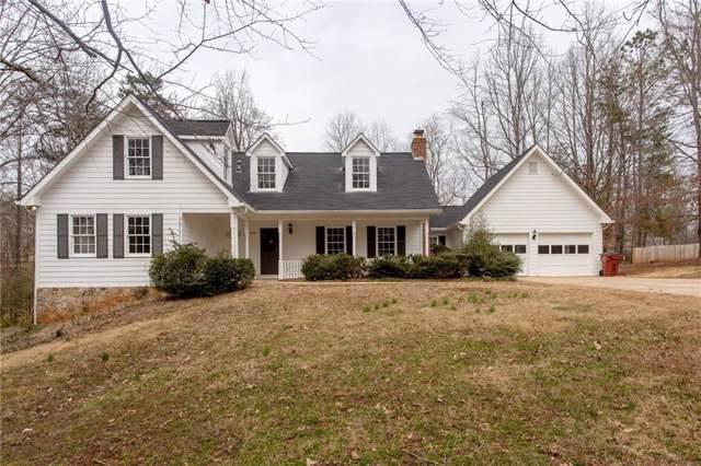 606 Pine Lake Drive, Cumming, GA 30040 (MLS #6614166) :: North Atlanta Home Team