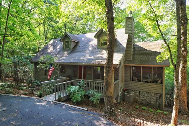23 White Oak Knoll, Big Canoe, GA 30143 (MLS #6614322) :: Rock River Realty