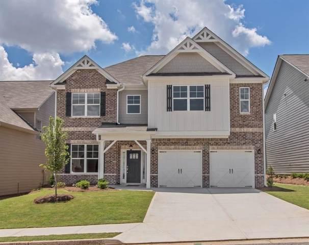 56 Creekford Crossing #54, Dallas, GA 30157 (MLS #6614324) :: North Atlanta Home Team