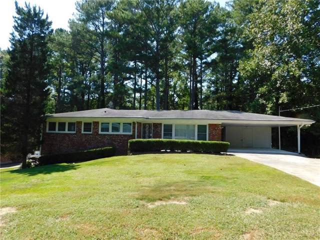 461 Haldane Road SW, Atlanta, GA 30311 (MLS #6614330) :: Kennesaw Life Real Estate