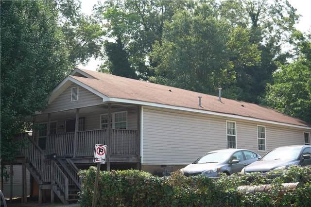 812 Parsons Street SW, Atlanta, GA 30314 (MLS #6614395) :: North Atlanta Home Team