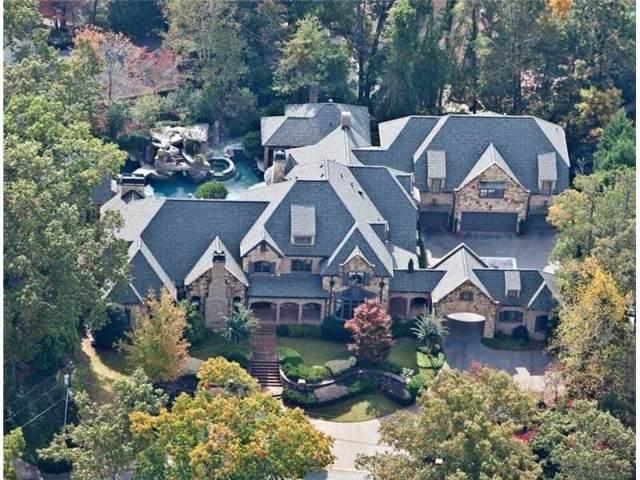 410 Oakmont Circle, Marietta, GA 30067 (MLS #6614397) :: The Heyl Group at Keller Williams