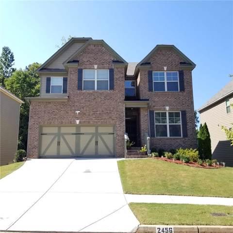 2456 Loughridge Drive, Buford, GA 30519 (MLS #6614400) :: North Atlanta Home Team