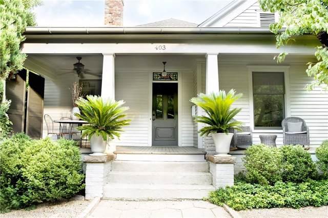 403 N Highland Avenue NE, Atlanta, GA 30307 (MLS #6614426) :: The Justin Landis Group