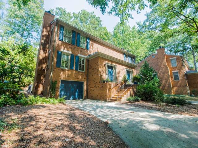 1143 Morningside Place NE, Atlanta, GA 30306 (MLS #6614444) :: Dillard and Company Realty Group