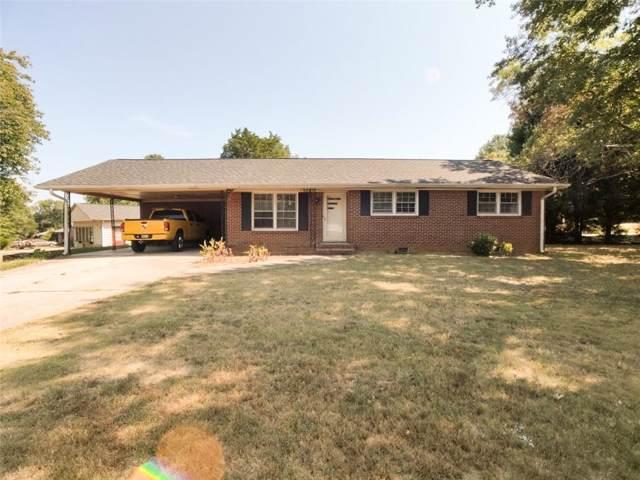 2680 Lake Harbin Road, Morrow, GA 30260 (MLS #6614481) :: Charlie Ballard Real Estate