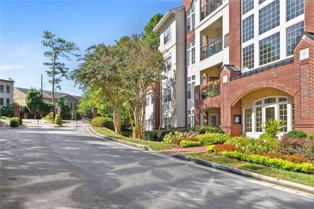 3636 Habersham Road NW #1205, Atlanta, GA 30305 (MLS #6614483) :: North Atlanta Home Team