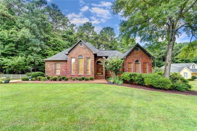 2157 Hartwood Drive NW, Kennesaw, GA 30152 (MLS #6614487) :: The Heyl Group at Keller Williams