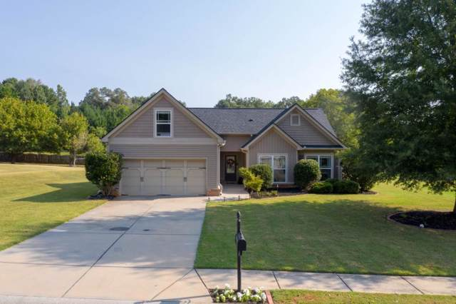 581 Fairfield Drive, Jefferson, GA 30549 (MLS #6614526) :: The Heyl Group at Keller Williams
