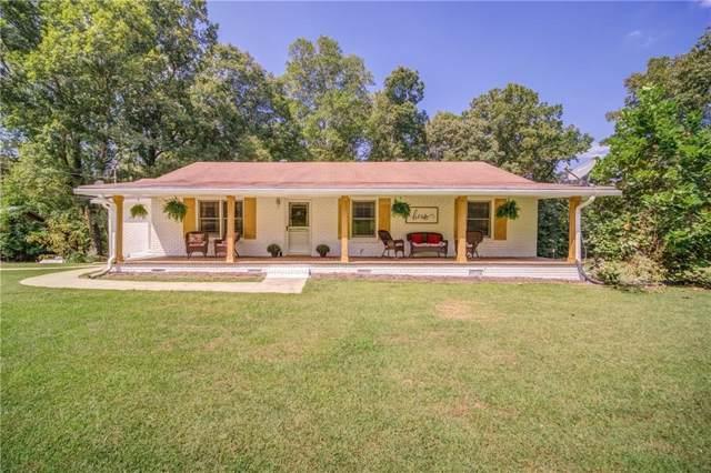 229 Lower Burris Road, Canton, GA 30114 (MLS #6614530) :: Kennesaw Life Real Estate