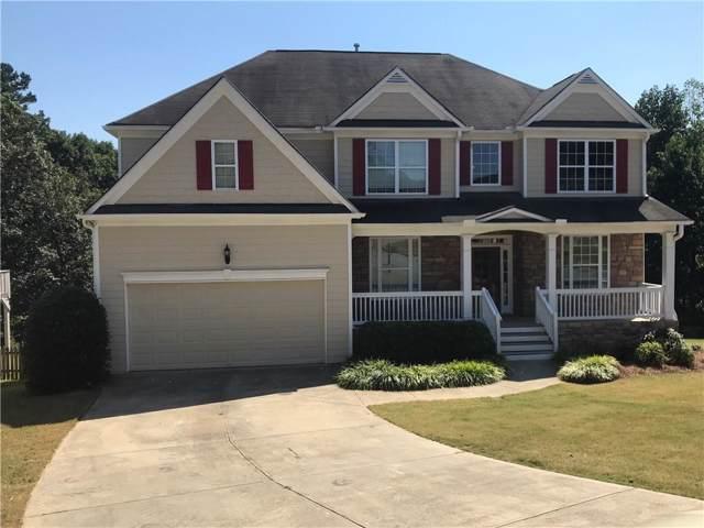 301 Towering Crest, Canton, GA 30114 (MLS #6614562) :: Path & Post Real Estate