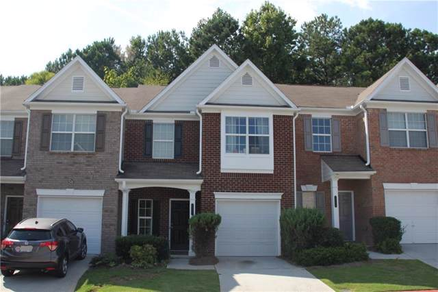 2341 Heritage Park Circle NW #18, Kennesaw, GA 30144 (MLS #6614625) :: The North Georgia Group