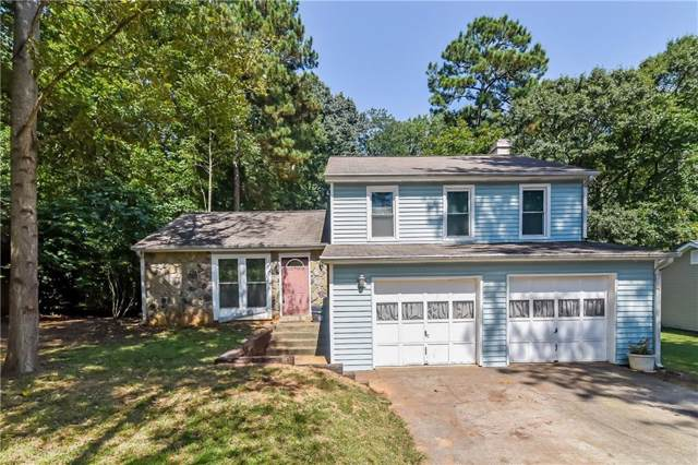 695 Jacksons Mill Way NW, Lilburn, GA 30047 (MLS #6614629) :: North Atlanta Home Team