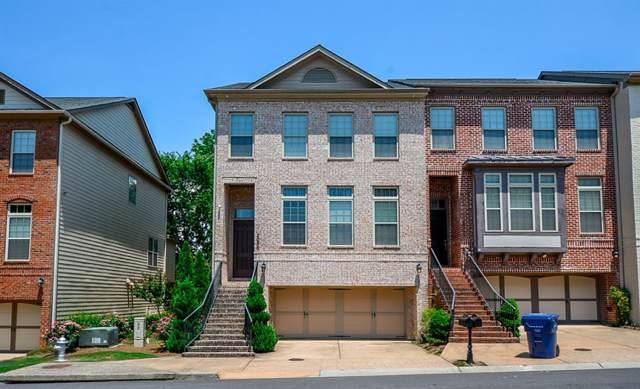 2095 Silas Way NW #2095, Atlanta, GA 30318 (MLS #6614630) :: RE/MAX Paramount Properties