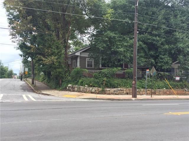 850 Metropolitan Parkway SW, Atlanta, GA 30310 (MLS #6614639) :: Kennesaw Life Real Estate