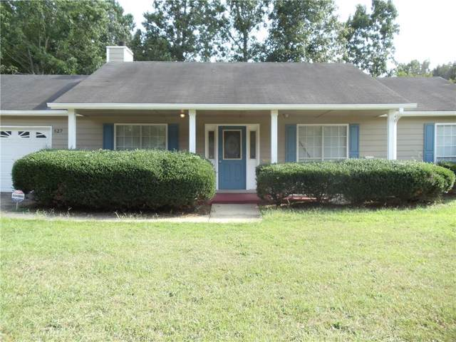 527 Fieldgreen Drive, Hampton, GA 30238 (MLS #6614652) :: The Heyl Group at Keller Williams
