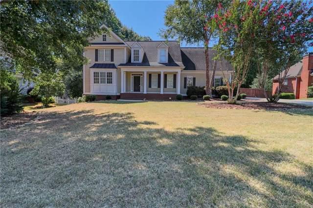 935 White Oak Drive, Newnan, GA 30265 (MLS #6614659) :: North Atlanta Home Team