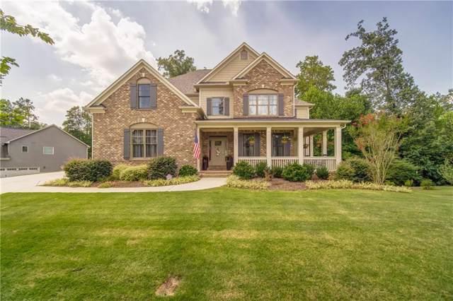 1433 Sutters Pond Drive NW, Kennesaw, GA 30152 (MLS #6614663) :: North Atlanta Home Team