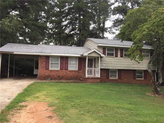 251 Roy Huie Road, Riverdale, GA 30274 (MLS #6614678) :: The Heyl Group at Keller Williams