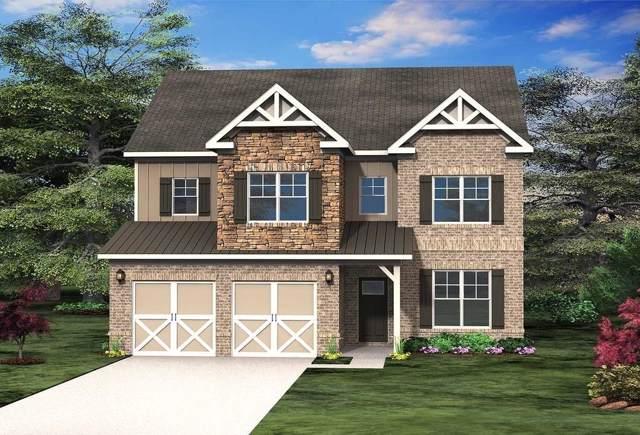 74 Creekford Crossing #55, Dallas, GA 30157 (MLS #6614711) :: RE/MAX Prestige