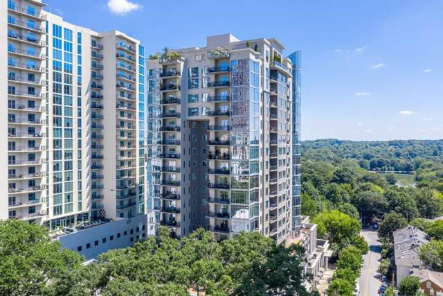 222 12th Street #1102, Atlanta, GA 30309 (MLS #6614746) :: The Zac Team @ RE/MAX Metro Atlanta