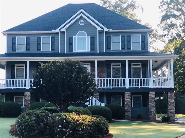 16 Overlook Circle, Euharlee, GA 30145 (MLS #6614789) :: Kennesaw Life Real Estate
