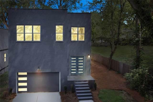 2028 Bixby Street SE, Atlanta, GA 30317 (MLS #6614790) :: Path & Post Real Estate
