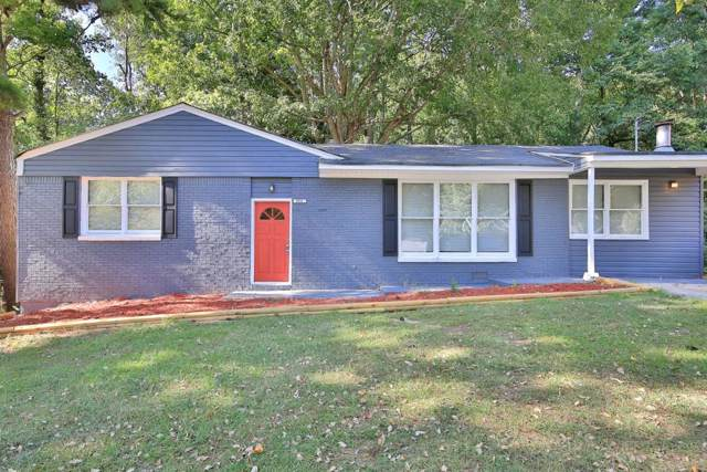 862 Kings Grant Drive NW, Atlanta, GA 30318 (MLS #6614855) :: North Atlanta Home Team