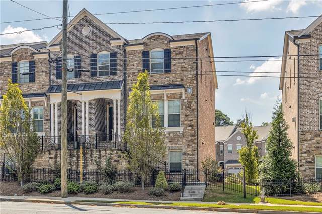 1760 Alec Place NE #200, Atlanta, GA 30329 (MLS #6614939) :: Rock River Realty
