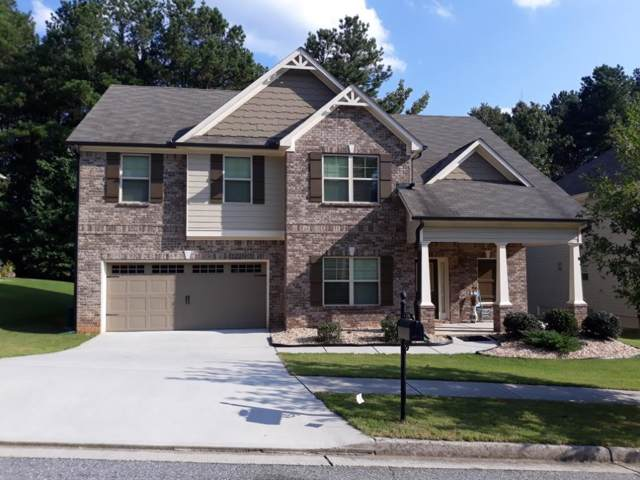 1266 Clear Stream Ridge, Auburn, GA 30011 (MLS #6614942) :: Kennesaw Life Real Estate