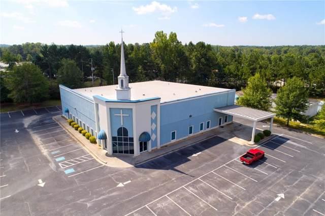 3470 Florence Road, Powder Springs, GA 30127 (MLS #6614943) :: Kennesaw Life Real Estate