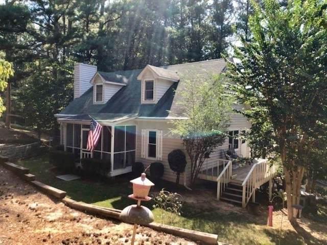 924 Wyntuck Drive NW, Kennesaw, GA 30152 (MLS #6614947) :: North Atlanta Home Team