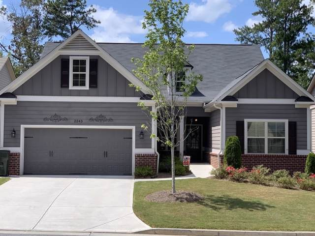 2243 Long Bow Chase NW, Kennesaw, GA 30144 (MLS #6614948) :: North Atlanta Home Team
