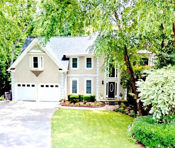 335 Birch Hollow Court, Roswell, GA 30075 (MLS #6614967) :: The Heyl Group at Keller Williams
