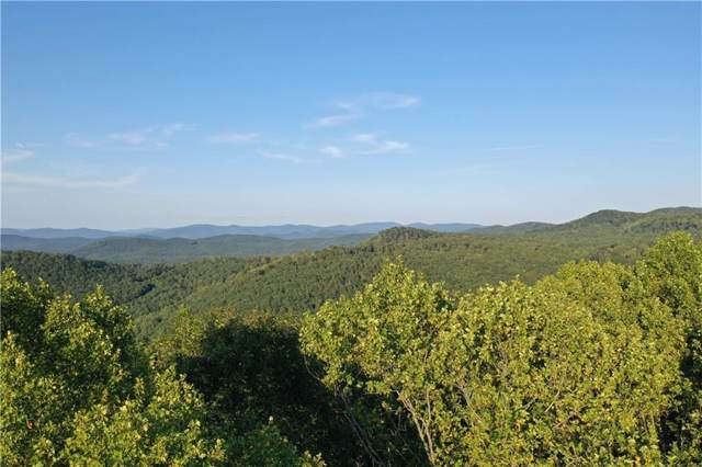 0 Andes Ridge, Ellijay, GA 30536 (MLS #6614982) :: The North Georgia Group