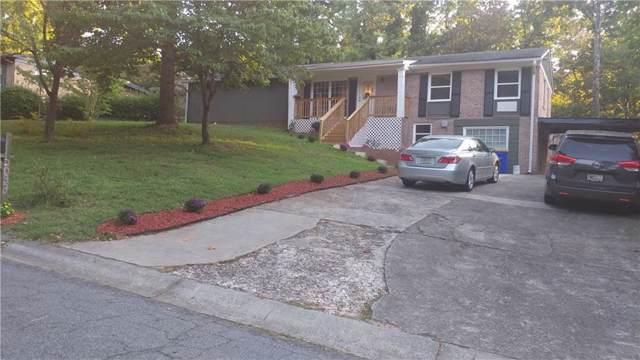 2033 Twelve Oaks Circle NW, Kennesaw, GA 30144 (MLS #6615007) :: North Atlanta Home Team