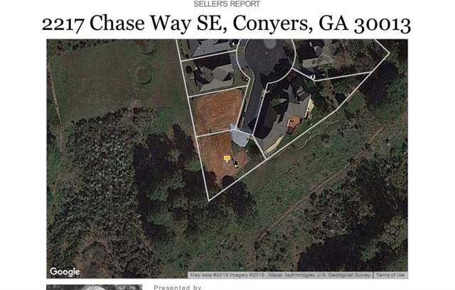 2215 Chase Way, Conyers, GA 30013 (MLS #6615047) :: North Atlanta Home Team