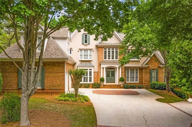 1025 Abingdon Lane, Johns Creek, GA 30022 (MLS #6615052) :: RE/MAX Prestige