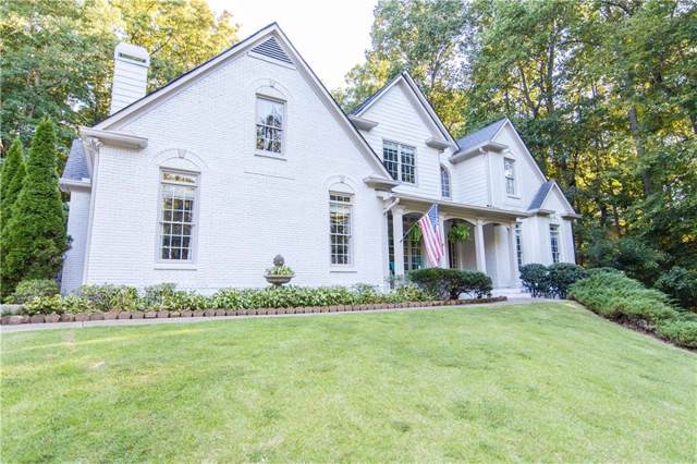 346 Collegiate Drive, Powder Springs, GA 30127 (MLS #6615080) :: Kennesaw Life Real Estate